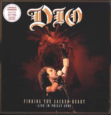 Dio: Finding The Sacred Heart – Live In Philly 1986
