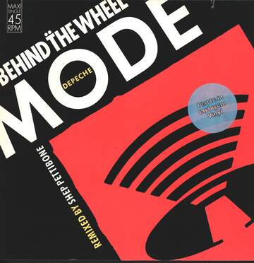 Depeche Mode: Behind The Wheel (Remixed By Shep Pettibone)