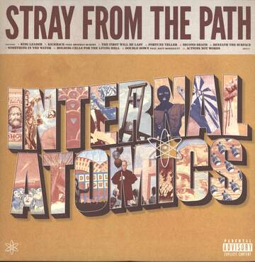 Stray From The Path: Internal Atomics