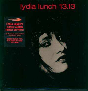Lydia Lunch: 13.13