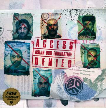 Asian Dub Foundation: Access Denied