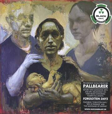 Pallbearer: Forgotten Days