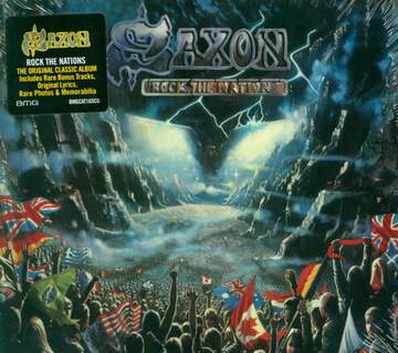Saxon: Rock The Nations
