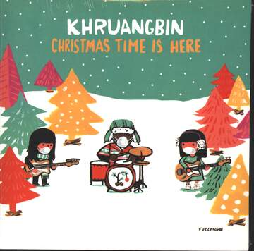 Khruangbin: Christmas Time Is Here