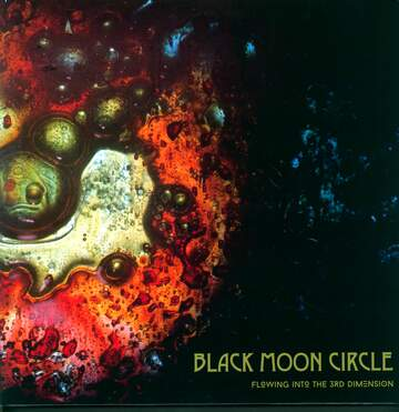 Black Moon Circle: The Studio Jams Vol III: Flowing Into The 3rd Dimension