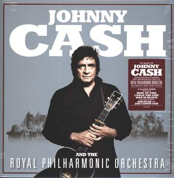 Johnny Cash / The Royal Philharmonic Orchestra: Johnny Cash And The Royal Philharmonic Orchestra