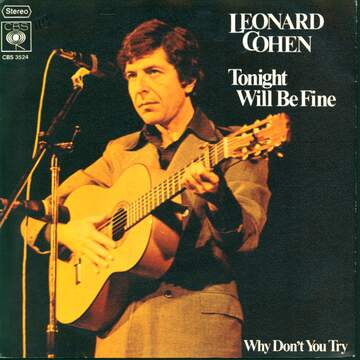 Leonard Cohen: Tonight Will Be Fine