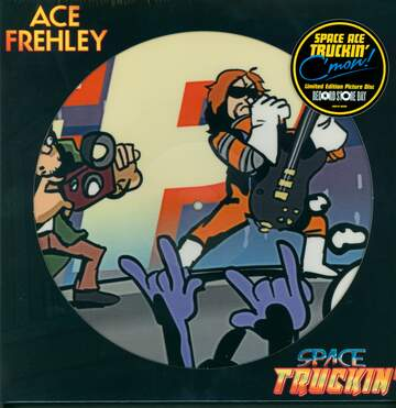 Ace Frehley: Space Truckin'