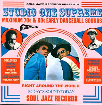 Various: Studio One Supreme (Maximum 70s & 80s Early Dancehall Sounds)