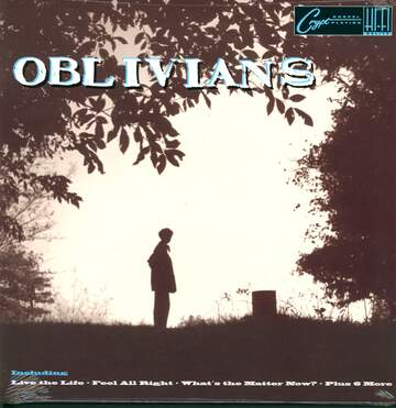 Oblivians: ...Play 9 Songs With Mr. Quintron
