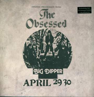 The Obsessed: Live At Big Dipper