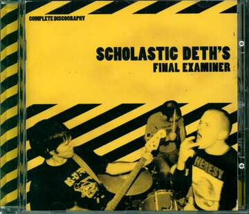 Scholastic Deth: Final Examiner