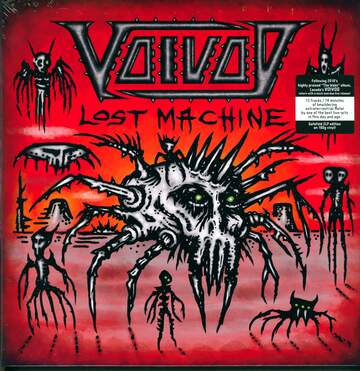 Voivod: Lost Machine-Live