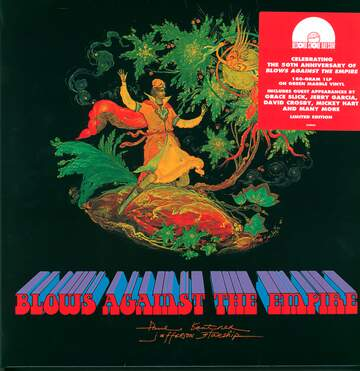 Paul Kantner / Jefferson Starship: Blows Against The Empire