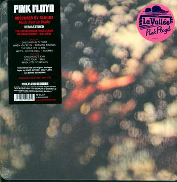 Pink Floyd: Obscured By Clouds (Music From La Vallée)