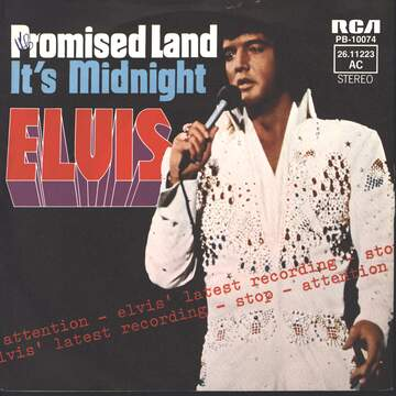 Elvis Presley: Promised Land / It's Midnight