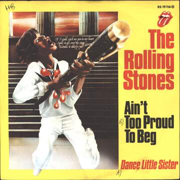 The Rolling Stones: Ain't Too Proud To Beg