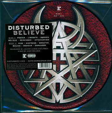 Disturbed: Believe