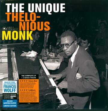 Thelonious Monk: The Unique Thelonious Monk