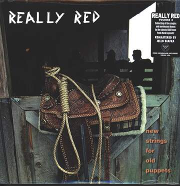 Really Red: New Strings For Old Puppets