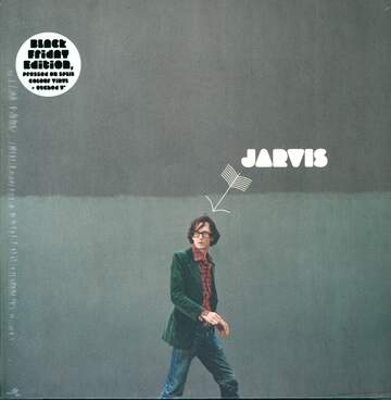Jarvis Cocker: The Jarvis Cocker Record