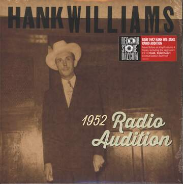 Hank Williams: 1952 Radio Audition