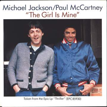 Michael Jackson / Paul McCartney: The Girl Is Mine