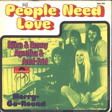 Björn & Benny, Agnetha & Anni-Frid: People Need Love