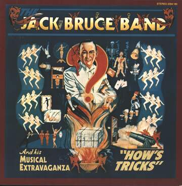 The Jack Bruce Band: How's Tricks