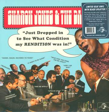Sharon Jones & The Dap-Kings: Just Dropped In (To See What Condition My Rendition Was In)