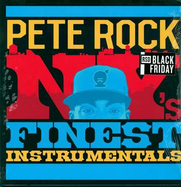 Pete Rock: NY's Finest Instrumentals