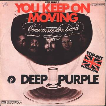 Deep Purple: You Keep On Moving