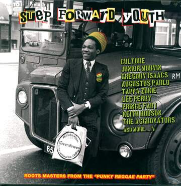 "Various: Step Forward Youth (Roots Masters From The ""Punky Reggae Party"")"