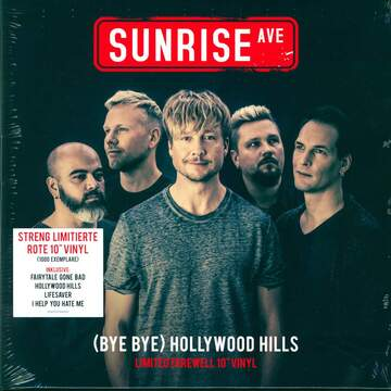 Sunrise Avenue: (Bye Bye) Hollywood Hills