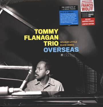Tommy Flanagan Trio: Overseas