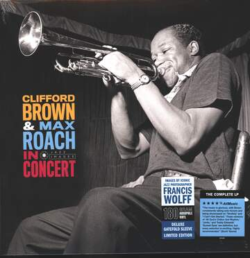 Clifford Brown And Max Roach: In Concert