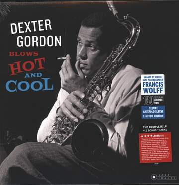 Dexter Gordon: Dexter Blows Hot And Cool