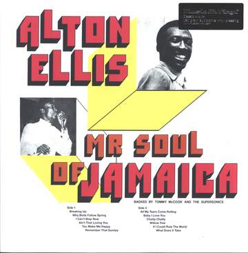 Alton Ellis: Mr Soul Of Jamaica