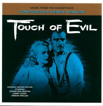 Henry Mancini: Touch Of Evil