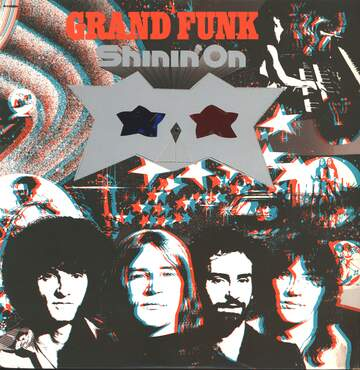 Grand Funk Railroad: Shinin' On