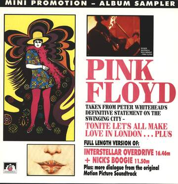 Pink Floyd: Tonite Let's All Make Love In London ... Plus