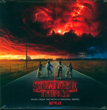 Various: Stranger Things (Music From The Netflix Original Series)