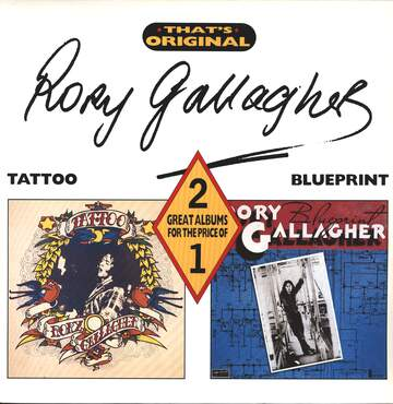 Rory Gallagher: Tattoo / Blueprint