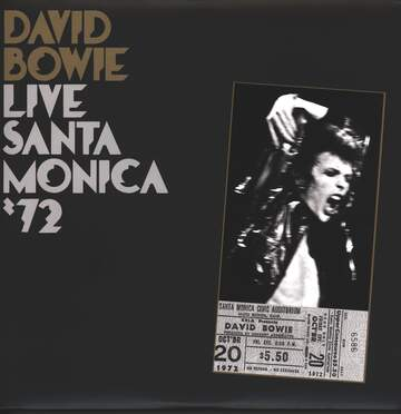 David Bowie: Live Santa Monica '72