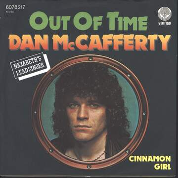 Dan McCafferty: Out Of Time