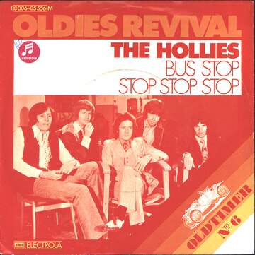 The Hollies: Bus Stop / Stop Stop Stop
