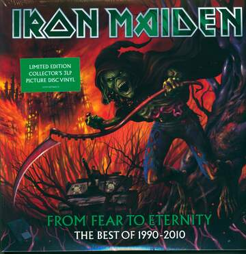 Iron Maiden: From Fear To Eternity - The Best Of 1990-2010