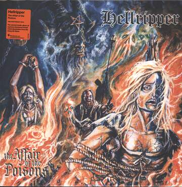 Hellripper: The Affair Of The Poisons