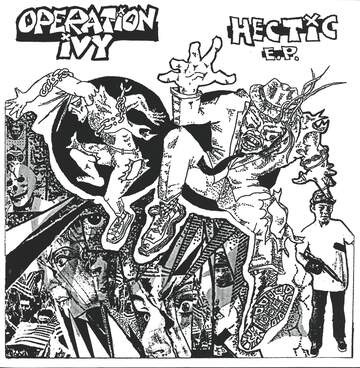 Operation Ivy: Hectic E.P.