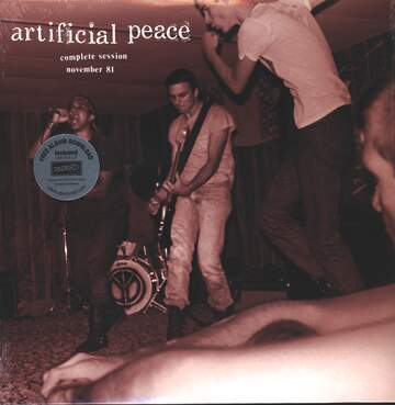 Artificial Peace: Complete Session November 81